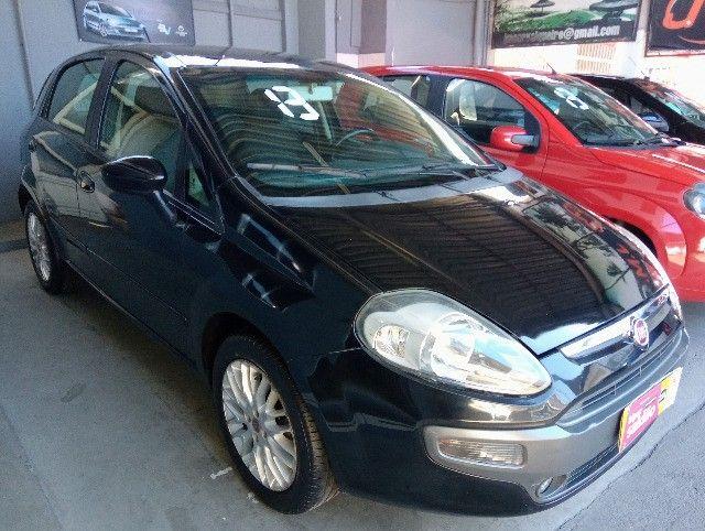 Fiat - Punto 1.6 Essence Flex Completo - 2013 - Foto 3