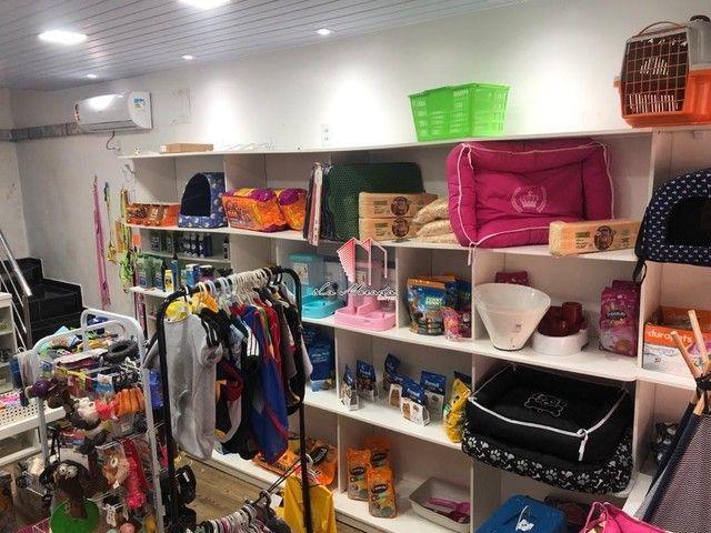 Loja em Centro Comercial, 75m², Pet shop, Ótima localização e acabamento - Foto 5
