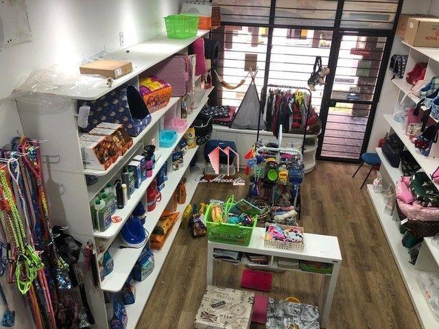 Loja em Centro Comercial, 75m², Pet shop, Ótima localização e acabamento - Foto 4