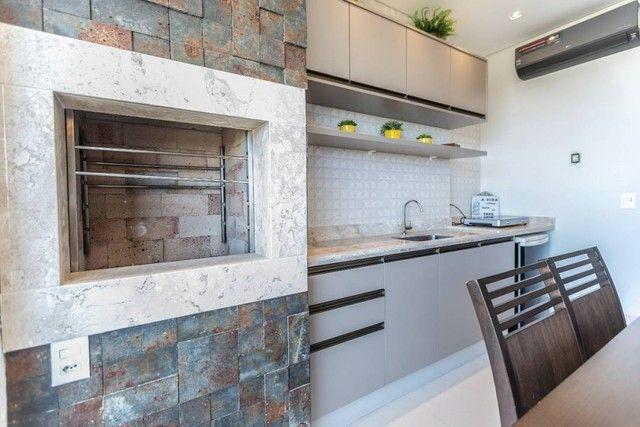 Apartamento para venda com 182 metros quadrados com 4 suítes no Jardim das Américas - Cuia - Foto 2