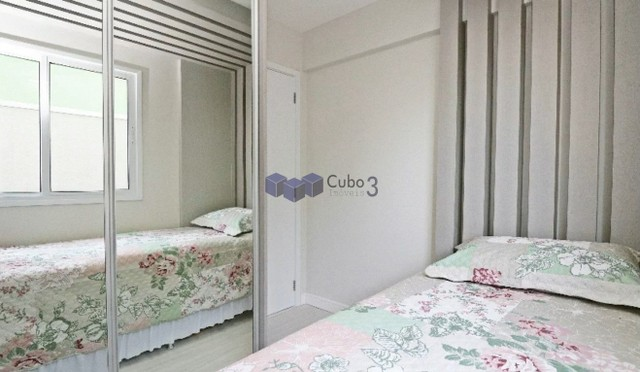 Apartamento com 2 dormitórios à venda, 59 m² por R$ 359.000,00 - Fanny - Curitiba/PR - Foto 9