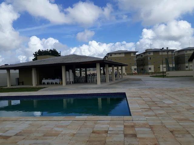 Chave de apto no Res. Bosque dos Ypes Nascente .R$ 35 mil - piscina - Foto 4