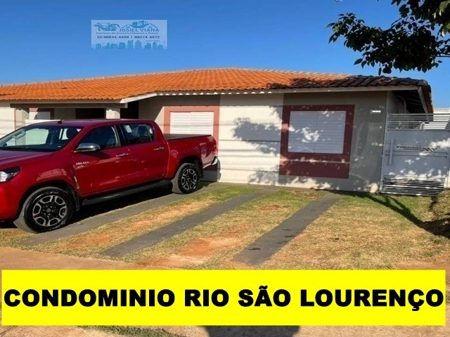 Rio São Lourenço Casa por R$ 400 Mil