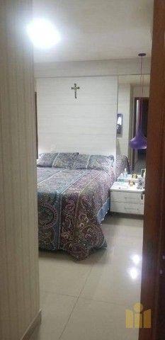 Apartamento com 3 dormitórios à venda, 85 m² por R$ 550.000 - Mangabeiras - Maceió/AL - Foto 12