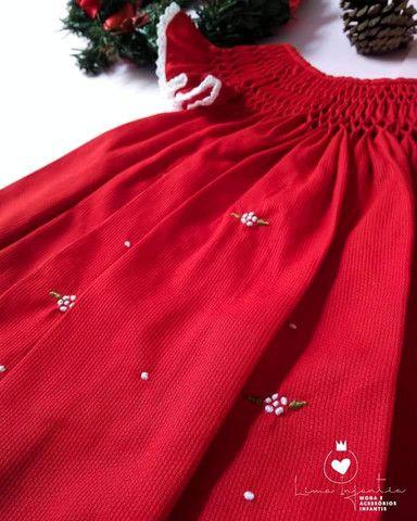 Vestido Casa de Abelha - 12 meses. - Foto 2