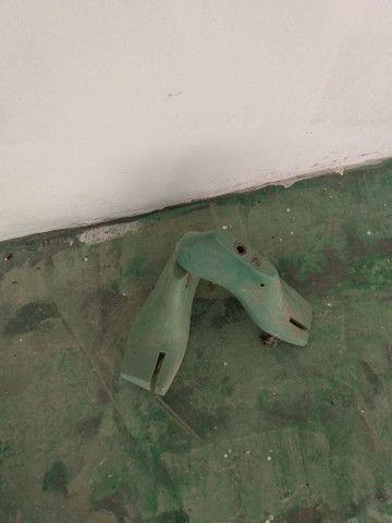 Modelo em acrílico para sandálias rasteirinha