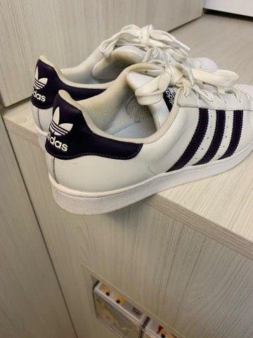 Tenis adidas superstar  - Foto 5