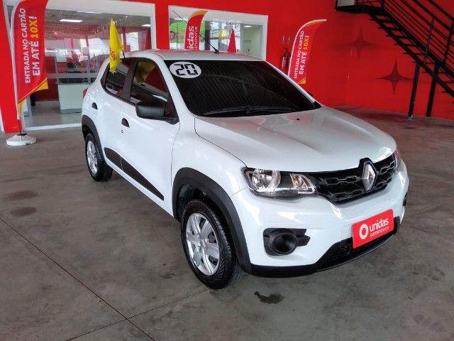 Renault kwid 1.0 12v sce flex zen manual - Foto 3
