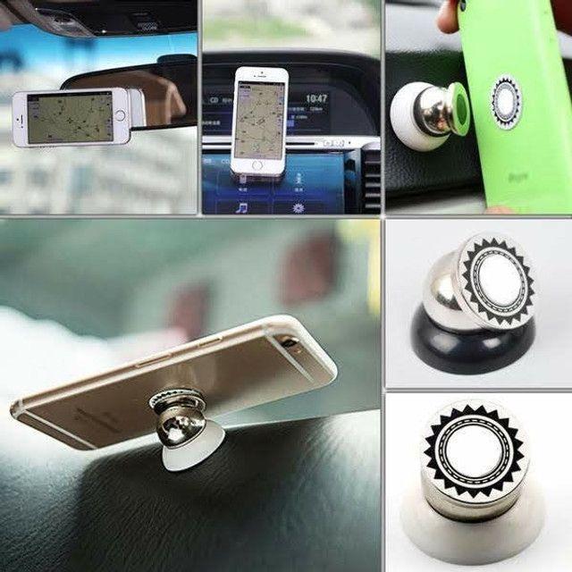 Suporte magnético de celular