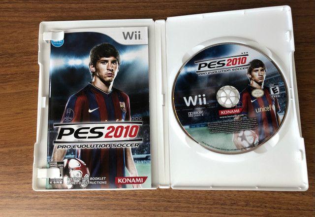 Jogo PES 2010 Wii - Foto 2