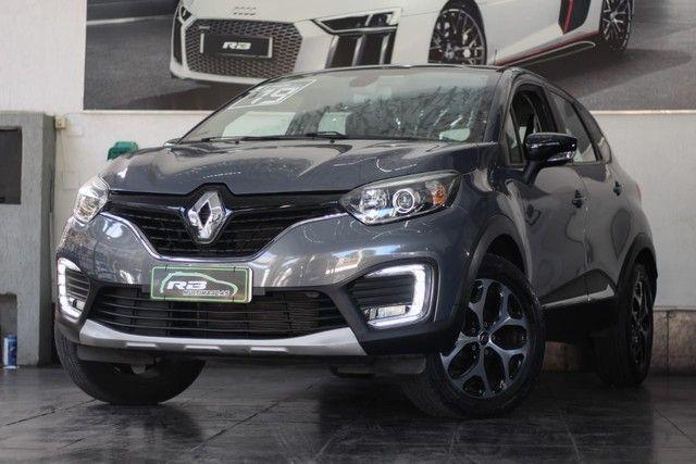 Renault Captur intense 1.6 Automática 13mil Km apenas  - Foto 3