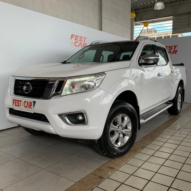 Nissan Frontier 2.3 LE 4x4 2017 Turbo Diesel Aut *Carro Excelente (81) 9 9124.0560 Brenda
