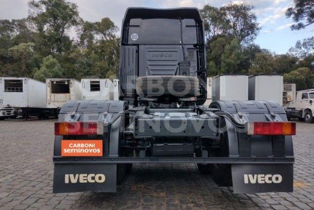 Iveco Stralis HI Way 600S44 6X2, ano 2018/2019 - Foto 11