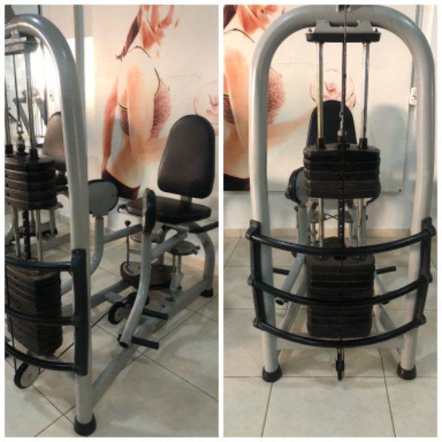 Cadeira adutora e abdutora - Foto 2
