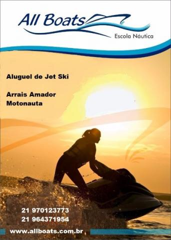 Escola náutica, arrais amador, lancha e motonauta, jet ski - Foto 8