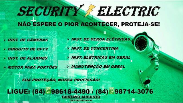 Securty electric