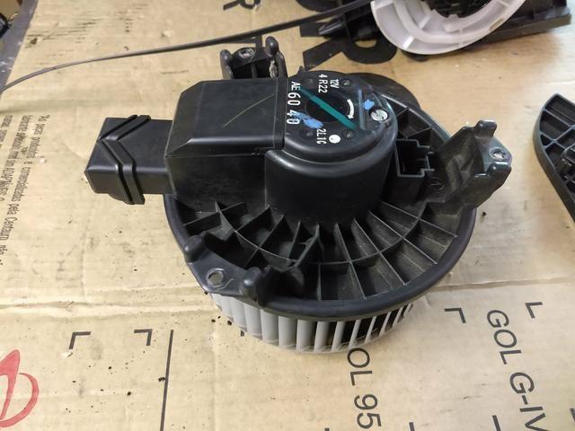 Mortor Ventilador Ar Forçado Spin Cobalt Original