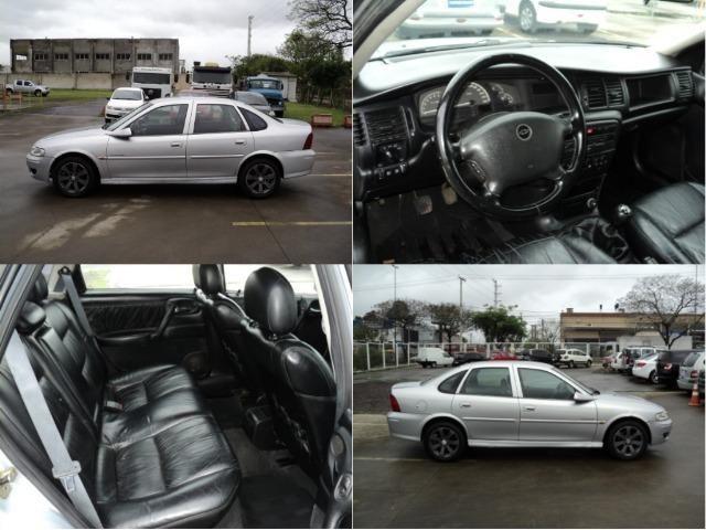 Gm - Chevrolet Vectra Expression R$ 2990,00 Entrada + 48x fixas - Foto 2