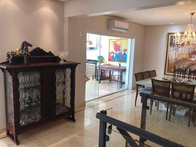 Apartamento duplex com 4 quartos, 320 m² - setor nova suiça - armarios - Foto 9
