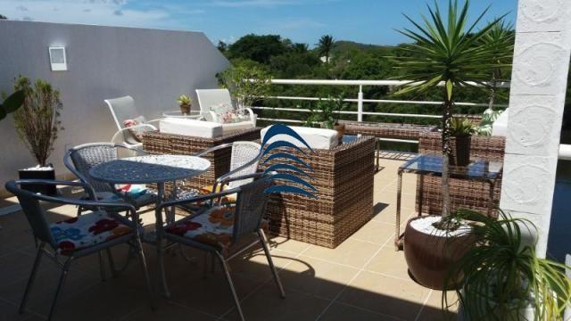 Apartamento à venda com 4 dormitórios em Buraquinho, Lauro de freitas cod:AD2899 - Foto 13