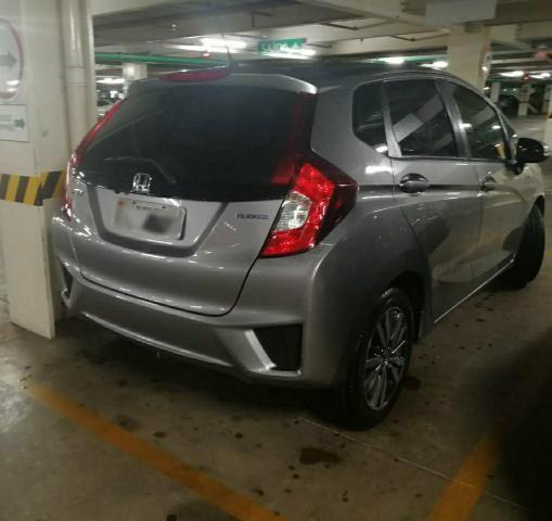 Honda Fit 2015 EXL ? Automático ? Banco de couro - Foto 2