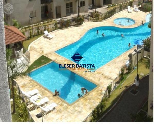 Apartamento à venda com 2 dormitórios em Condomínio ilha de vitória, Serra cod:AP00227 - Foto 2