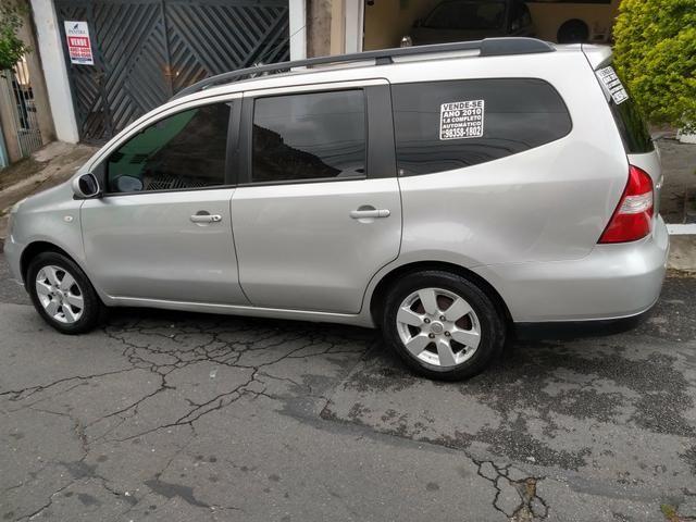 Nissan Gran Livina 1.8 aut