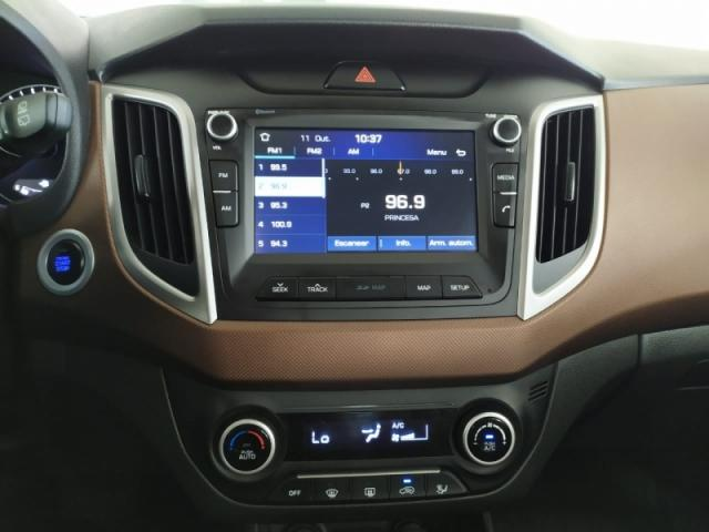 HYUNDAI CRETA 2.0 16V FLEX PRESTIGE AUTOMATICO. - Foto 7