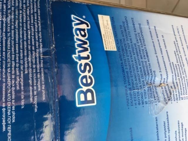 Piscina Bestway 6.600 Litros - Foto 2