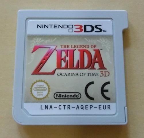The Legend Of Zelda: Ocarina Of Time 3ds - Foto 4