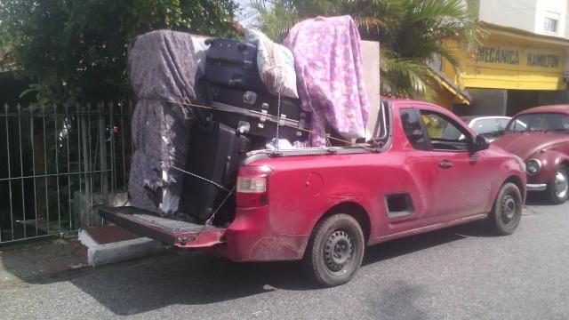 Rápido e barato transportes