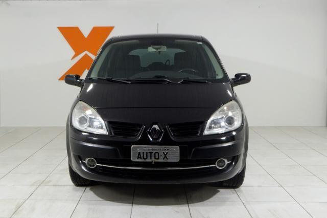 Renault Grand Scénic Grand Dynamique 2.0 16V 5p Aut. - Preto - 2009