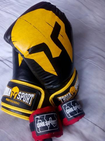 Luva de boxe profissional - Foto 3