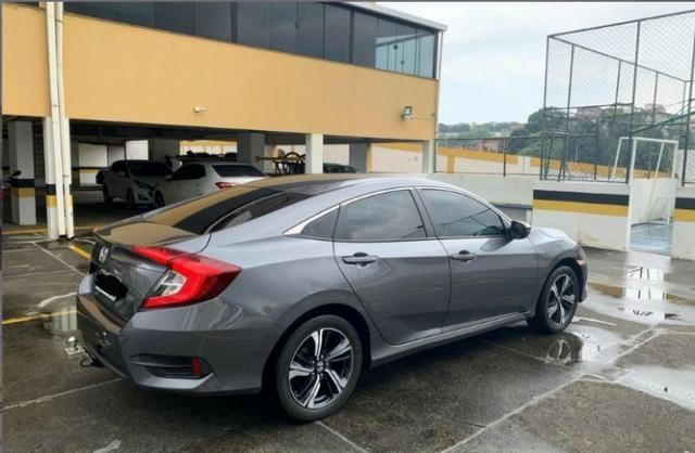 Honda civic 17/17 top de linha ( 30 mil sinal + boletos bancarios )
