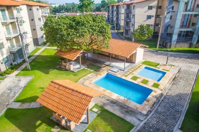 Lindo Apto residencial Itaoca com 55m² - Foto 2