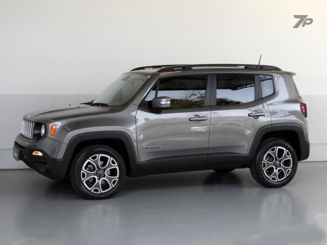 Jeep Renegade Longitude 2.0 Diesel 4x4 Automático