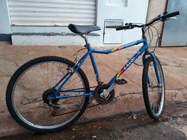 Vendo bike caloi aspen snake 21v - Foto 2