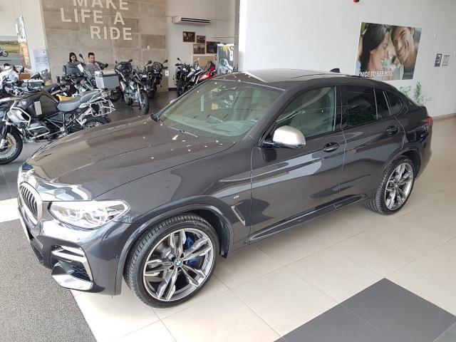 BMW X4 2019/2019 3.0 TWINPOWER GASOLINA M40I STEPTRONIC - Foto 2