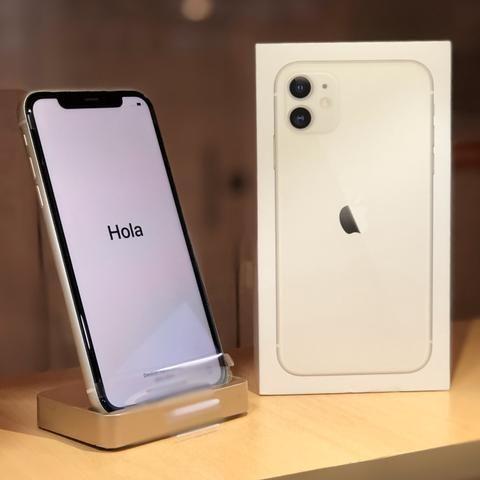 IPhone 11 64gb (12x no cartão; aceitamos seu aparelho como entrada)