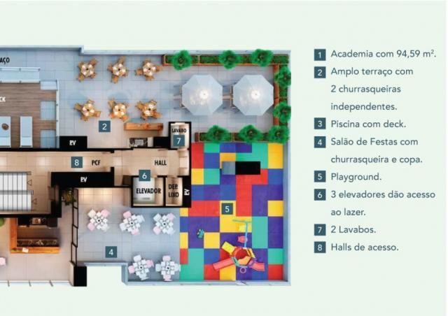 Apartamento 2 dorms no samambaia norte em Samambaia - DF - Foto 7