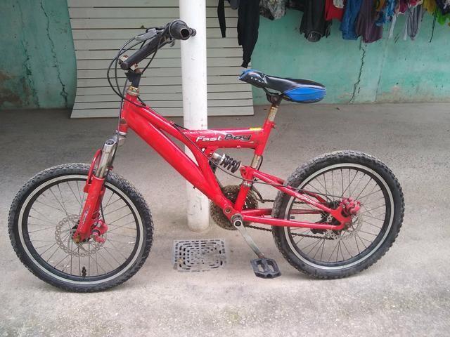 Vendo ou troco essa bicicleta por outra!