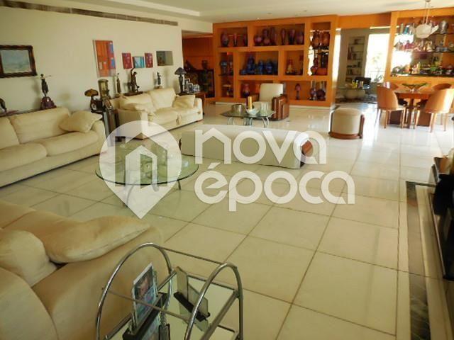 Apartamento à venda com 5 dormitórios em Lagoa, Rio de janeiro cod:LB5AP28814 - Foto 10