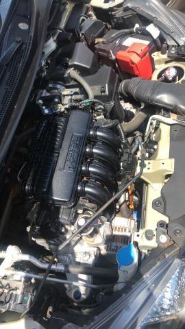 Motor e Caixa cambio automatica Fit City 2015 2016 2017