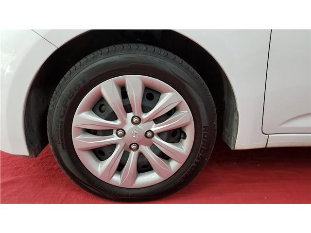 Hyundai Hb20 1.6 comfort plus 16v flex 4p manual - Foto 6
