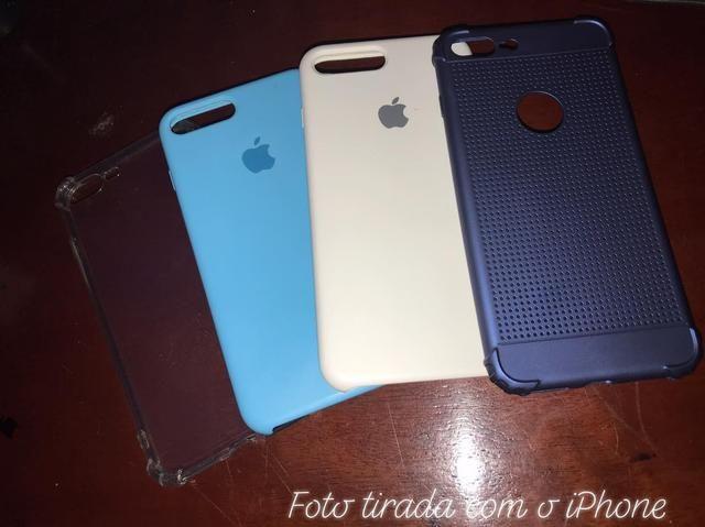 IPhone 7 Plus jeat black - Foto 6