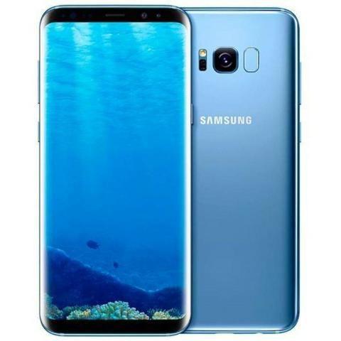 Samsung Galaxy S8+ semi novo na caixa