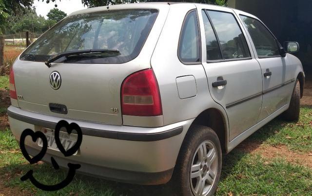VW GOl G3 1.8 2001/2001 - Foto 6