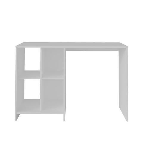 Mesa escrivaninha matrix branco - Foto 3