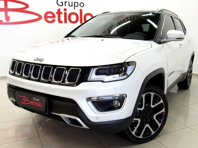 JEEP COMPASS LIMITED AT9 4X4 2.0 16V - Foto 2