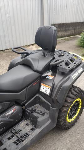 Vendo quadriciclo can am 1000cc 2019 - Foto 5